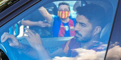 Anche la FIGC sta indagando sull'esame di Suarez a Perugia