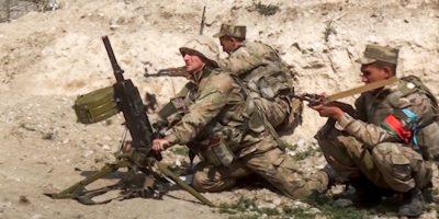 Reuters dice che la Turchia sta inviando combattenti siriani per sostenere l'Azerbaijan contro l'Armenia
