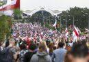 In Bielorussia si continua a protestare