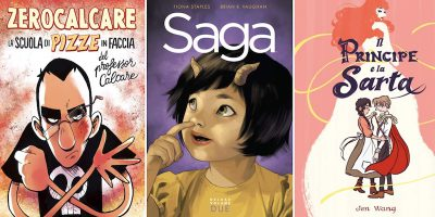 C'è lo sconto del 20 per cento anche sui fumetti di Bao Publishing