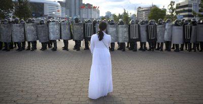 In Bielorussia non sta vincendo nessuno