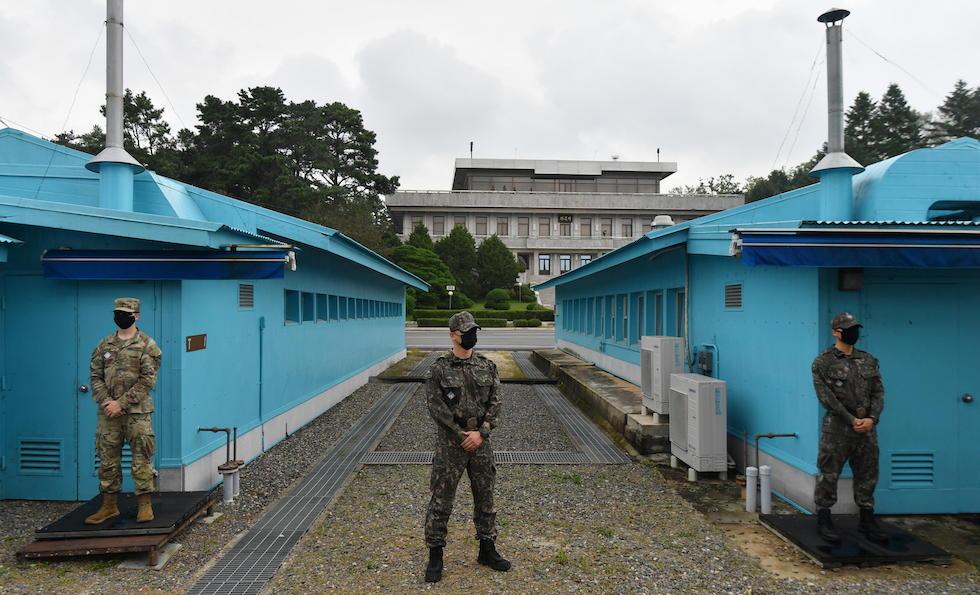 Panmunjom, Corea del Sud