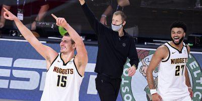 L'improbabile rimonta di Denver nei playoff NBA