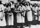 Le mestruazioni durante l'Olocausto