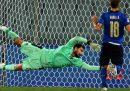 Italia-Bosnia di Nations League è finita 1-1