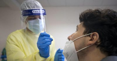 I dati sul coronavirus in Italia di oggi, domenica 15 novembre