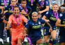 La prima grande squadra femminile di calcio