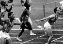 Sessant'anni fa Livio Berruti vinse l'oro nei 200 metri alle Olimpiadi di Roma