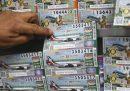 Sono stati estratti i vincitori della strana lotteria nazionale messicana