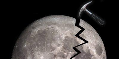 La NASA vuole rendere la Luna una miniera