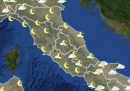 Le previsioni meteo per mercoledì 16 settembre