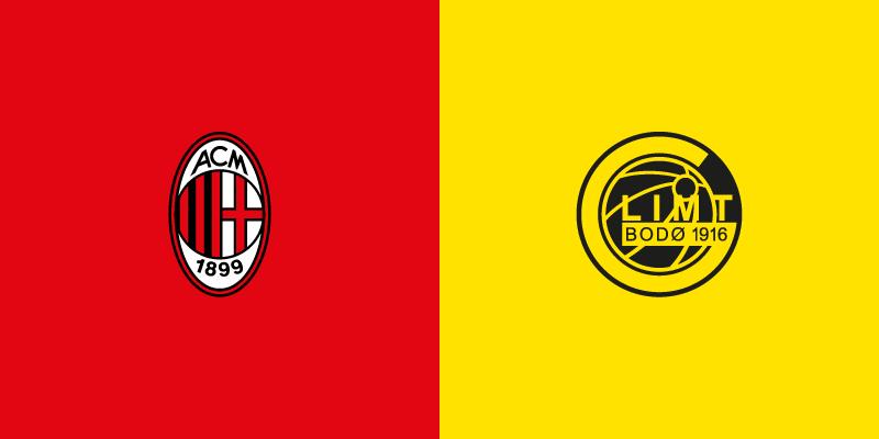UEFA Europa League: Milan-Bodø/Glimt