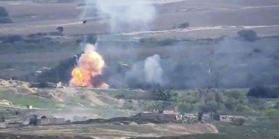 Il conflitto in Nagorno-Karabakh si sta allargando
