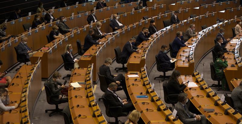 La Francia rivuole il Parlamento Europeo