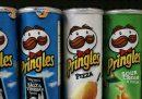 Pringles sta provando a cambiare i suoi tubi