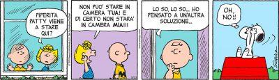 Peanuts 2020 settembre 23