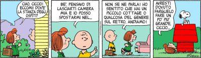 Peanuts 2020 settembre 25