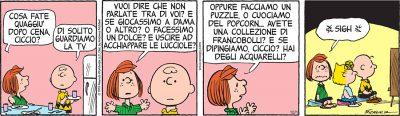 Peanuts 2020 ottobre 1