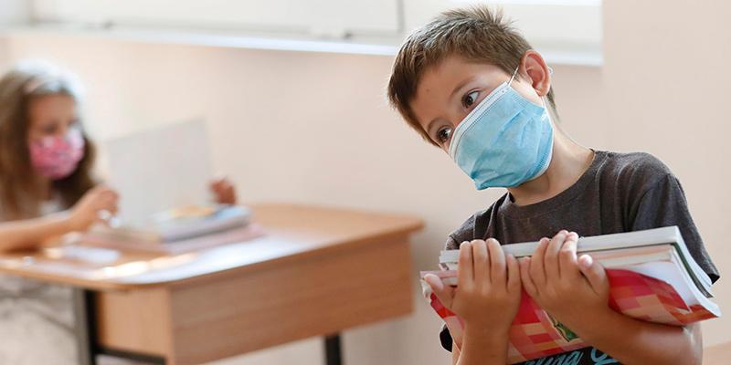 I test rapidi per il coronavirus a scuola