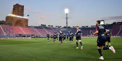 Le partite di Serie A in Emilia-Romagna e in Veneto si potranno giocare con un pubblico di mille persone