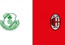 Shamrock Rovers-Milan di Europa League in TV e in streaming