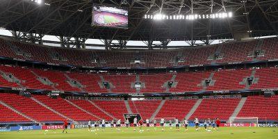 La rischiosa Supercoppa europea a Budapest