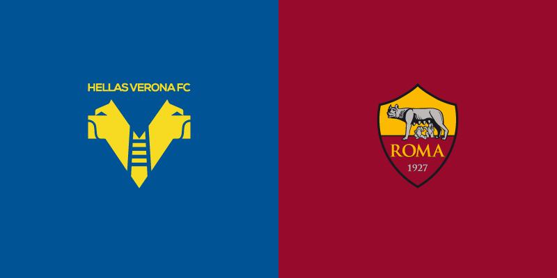 Serie A: Hellas Verona-Roma