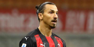 Zlatan Ibrahimović è risultato positivo al coronavirus e non giocherà stasera con il Milan in Europa League