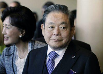 È morto Lee Kun-hee, a lungo a capo di Samsung