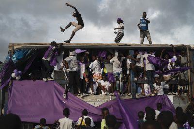 Abidjan, Costa d'Avorio