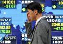 La Borsa di Tokyo ha interrotto gli scambi per la prima volta dal 1999