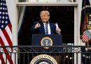 Trump non è più contagioso, dice il suo medico personale