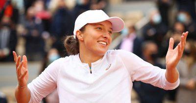 La tennista polacca Iga Swiatek ha vinto il Roland Garros