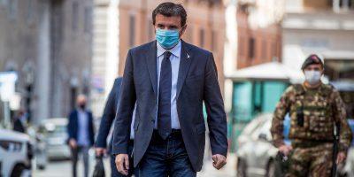 Il senatore della Lega Marco Centinaio ha detto che violerà il coprifuoco in Lombardia