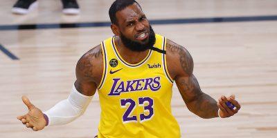 Le finali NBA non sono mai state viste da così poca gente