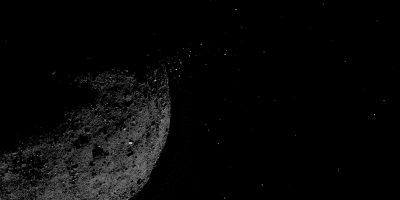 Stiamo per toccare un asteroide