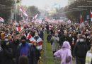 Per l'undicesima domenica consecutiva, in Bielorussia ci sono state manifestazioni per chiedere le dimissioni di Lukashenko