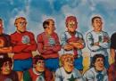 Cosa votavano i calciatori negli anni Settanta