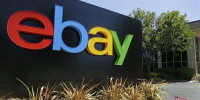 Anche eBay fa sconti in questi giorni