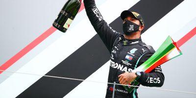 Lewis Hamilton ha vinto il Gran Premio del Portogallo di Formula 1