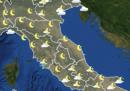 Le previsioni meteo per venerdì 30 ottobre