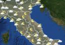 Le previsioni meteo per lunedì 5 ottobre