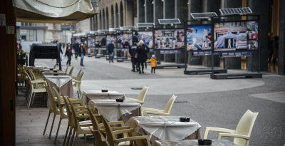 A Milano le cose peggiorano in fretta