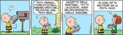 Peanuts 2020 ottobre 5