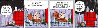 Peanuts 2020 ottobre 7