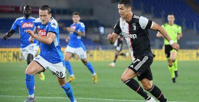 Perché non si gioca Juventus-Napoli?
