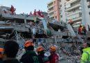 I danni del terremoto nel Mar Egeo