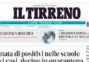 Il gruppo GEDI ha annunciato che venderà quattro quotidiani locali, tra cui Il Tirreno