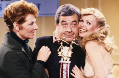 Tom Bosley e le sue mogli