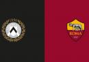 Udinese-Roma, dove vederla in TV stasera
